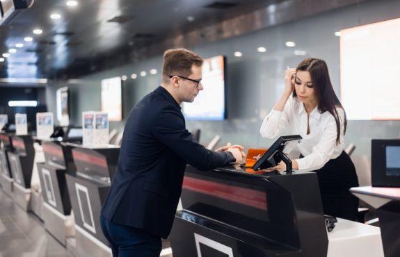 Nichtbeförderung - Beweislast für rechtzeitiges Erscheinen am Check-in-Schalter