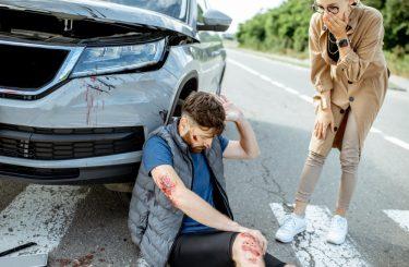 Verkehrsunfall - Haftungsverteilung bei einer Kollision mit Fußgänger