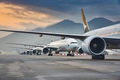 Flugverspätung - Berechnung der Ausgleichshöhe bei Störung des Anschlussfluges