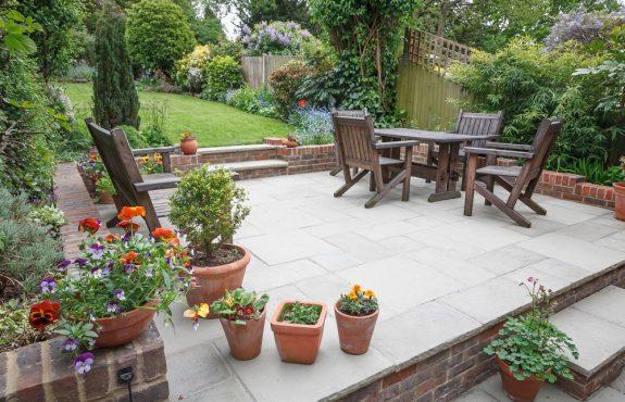 Terrassenanlage ist Bauwerk - 5 Jahre Gewährleistung