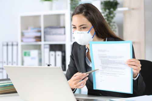Akteneinsicht in Pandemiezeiten - Aktenübersendung in Kanzleiräume