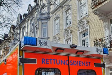 Rettungswagen – Quotenbildung bei Verstoß gegen Gewährung von Wegevorrecht