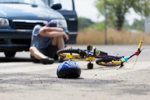 Aufsichtspflichtverletzung der Eltern bei Fahrradunfall für 8-jähriges Kind im Straßenverkehr