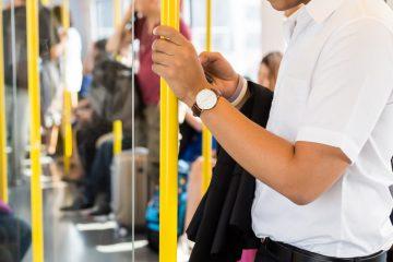 Sturz in anfahrendem Linienbus – Mitverschulden des Fahrgastes