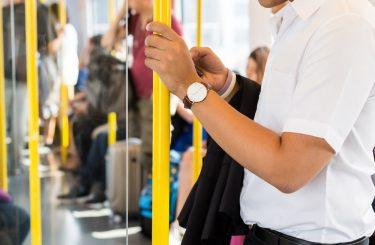 Sturz in anfahrendem Linienbus - Mitverschulden des Fahrgastes