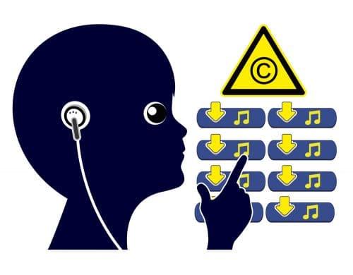 Urheberrechtsverletzung - Haftung des Internet-Anschlussinhabers für Stiefkind