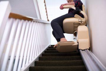 Kostenübernahme eines Treppenlifts durch private Krankenversicherung
