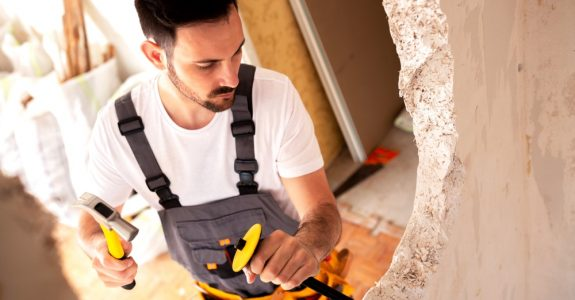 Abriss einer Nachbarwand - Schadenersatzpflicht