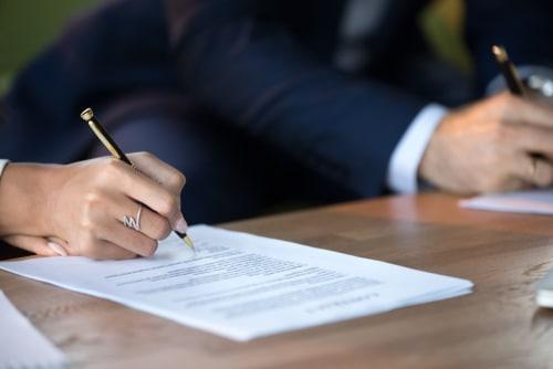 Sittenwidrigkeit eines Ehevertrages - Voraussetzungen