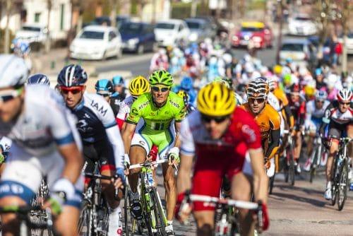Rennradgruppe - Haftungsausschluss nach den Grundsätzen einer gemeinsamen Sportveranstaltung
