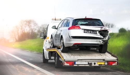 Verkehrsunfall - Erstattung unfallbedingter Verbringungskosten