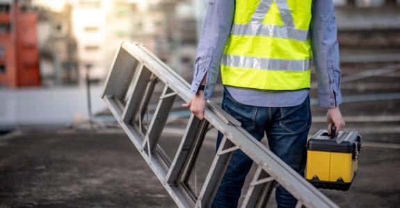 Hammerschlags- und Leiterrecht - Duldung von Maßnahmen für geplante Baumaßnahmen