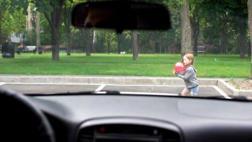 Verkehrsunfall - Mitverschulden von Kindern und Jugendlichen
