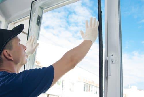 Restwerklohnansprüche - Lieferung und Montage von Leichtmetallfenstern