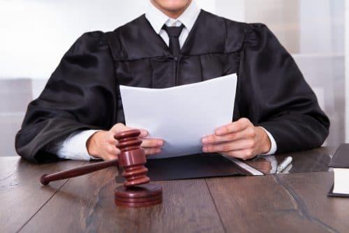 Richterablehnung aufgrund eines Verhaltens in der mündlichen Verhandlung
