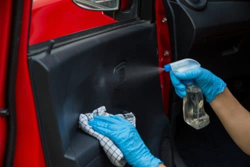 Verkehrsunfall - Desinfektionskosten zählen zu den erforderlichen Wiederherstellungskosten