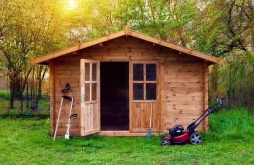 Anspruch auf Räumung und Herausgabe eines Gartenhauses unter Eheleuten