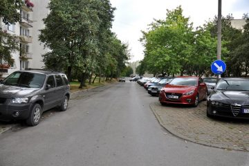Verkehrsunfall – Haftung bei Abbiegen in eine Parkbucht