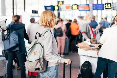 Flugzeitenänderungen - Unterrichtung des Fluggastes über Änderung der Flugzeiten