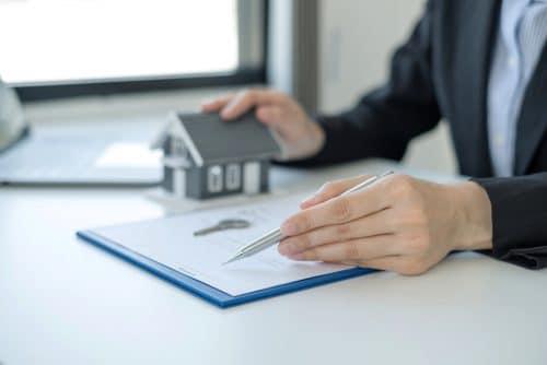 Anforderung Zustandekommen Maklervertrages im fremden Namen