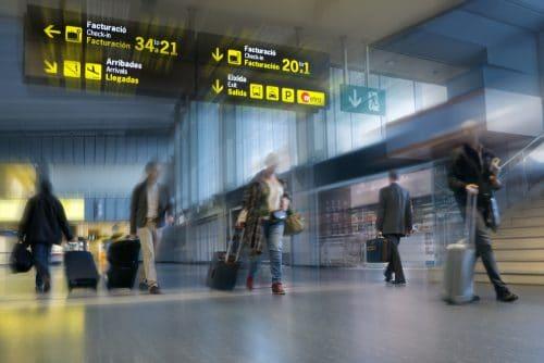 Erhebliche Verschiebung der Hin- und Rückflugzeiten als Reisemangel