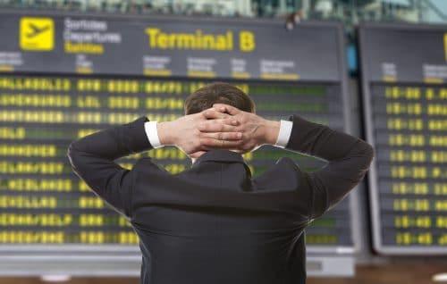 Ausgleichsleistung wegen Flugverspätung - Gewitter am Endziel