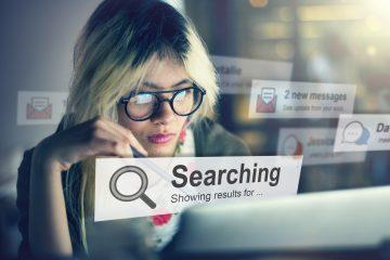 Unterlassung Anzeige von Internetsuchergebnissen bei Namenseingabe in Suchmaschine